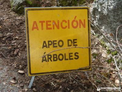 La Chorranca-Cueva Monje-Cerro del Puerco;puente de mayo  viajes en abril